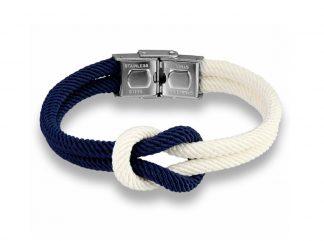 Kreuzknoten Armband